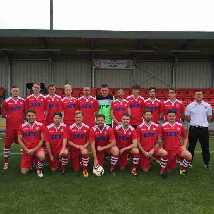 HAVERHILL ROVERS 3 - STANWAY ROVERS 1