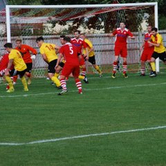 Haverhill Rovers vs Walsham Le Willows 20.08.16