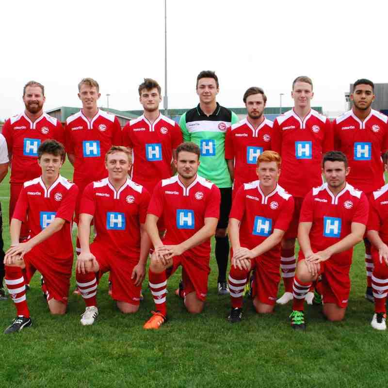 U21s 2016-17