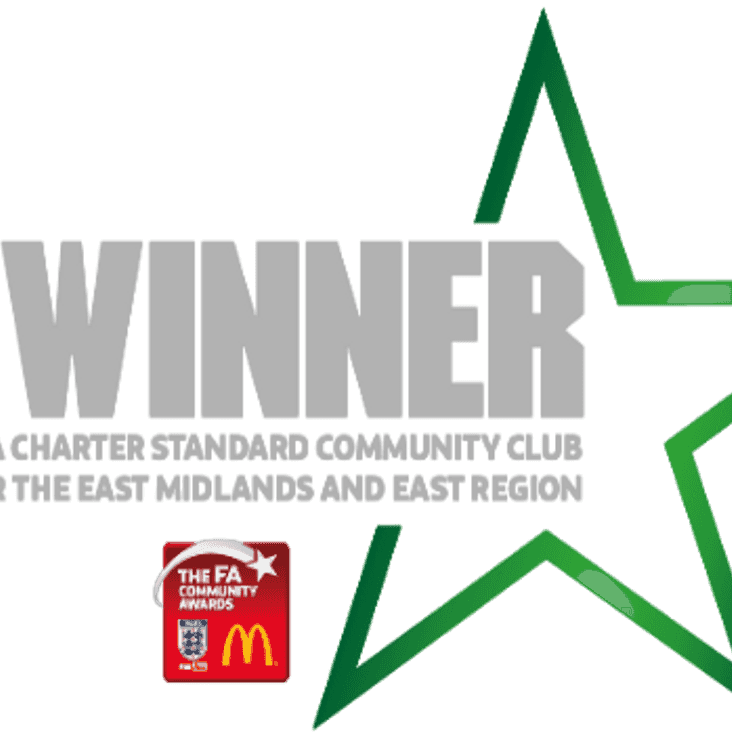 HAVERHILL ROVERS NAMED REGIONAL WINNER 2017 – FA CHARTER STANDARD COMMUNITY CLUB OF THE YEAR