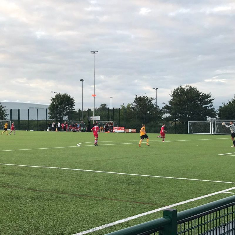 PRE-SEASON FOOBALL KICKS OFF WITH A WIN FOR HAVERHILL ROVERS