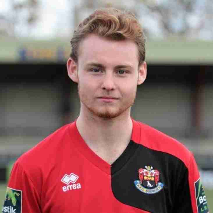 HRFC WELCOMES ALFIE CARROLL TO THE FIRST TEAM