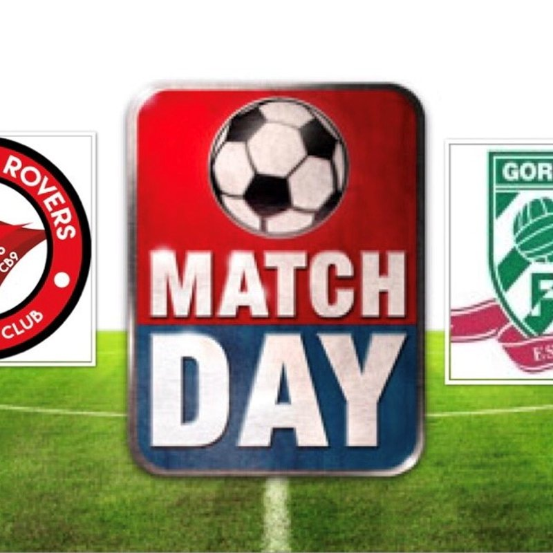 MATCH DAY - SAT. 16 DEC 17 - HRFC vs GORLESTON  - 3G - 3 PM K.O.