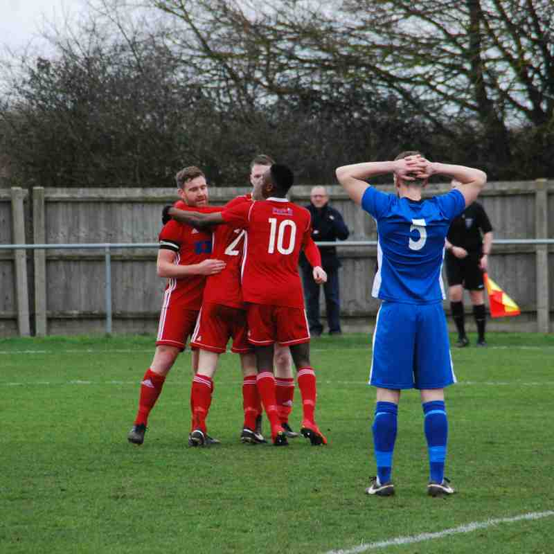 HRFC vs Brantham Athletic (03 Feb 18)