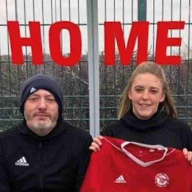 HRFC EXCITED TO RE-ESTABLISH SENIOR LADIES SIDE FOR 2018/19 SEASON - WOULD YOU LIKE TO SPONSOR THE TEAM?