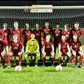 U18s MIDWEEK 'FLOODLIT' beat Long Melford FC 6 - 2