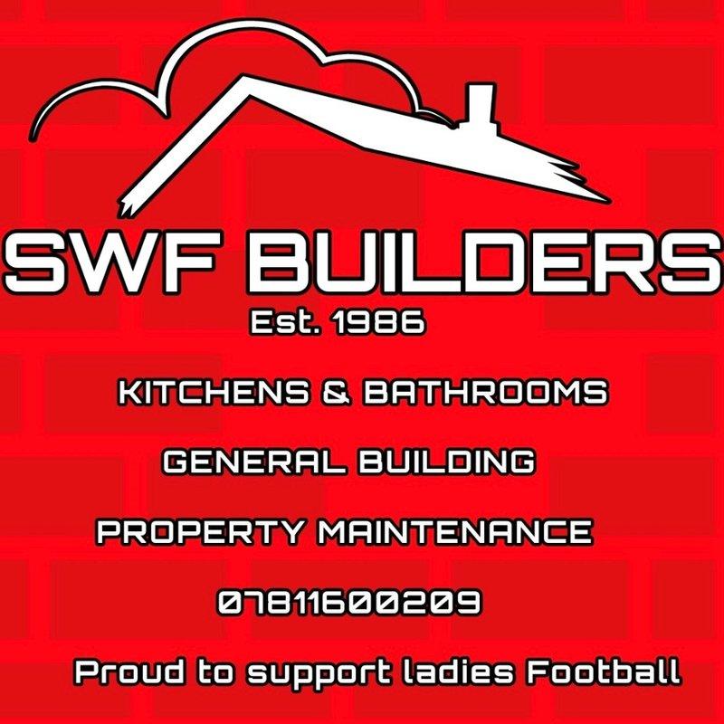 SWF BUILDERS PROUD TO SUPPORT LADIES FOOTBALL