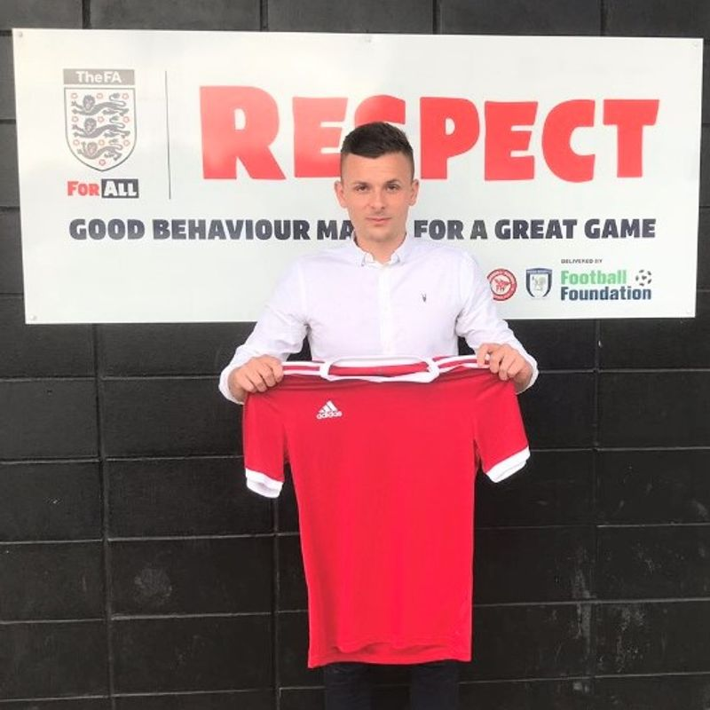 DYNAMIC JAKE NOBLE SIGNS FOR HAVERHILL ROVERS