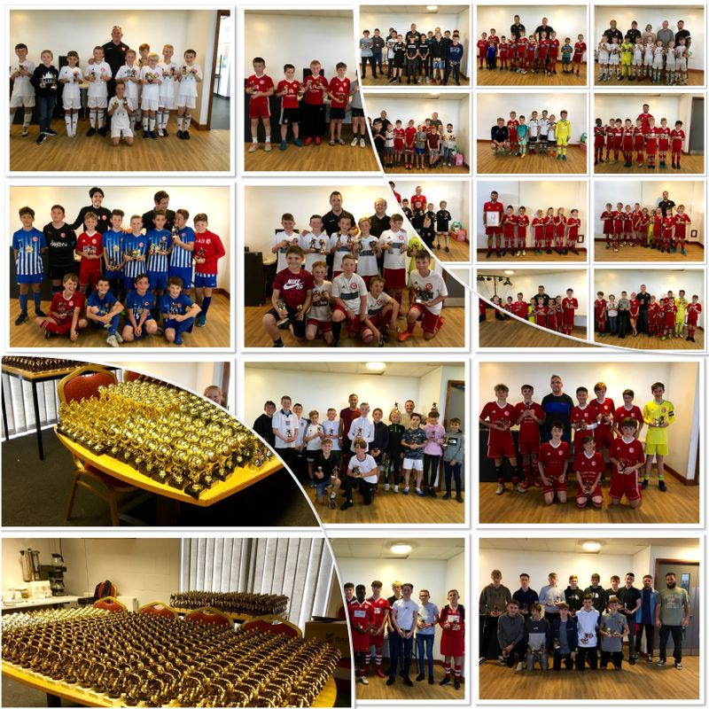 TROPHY PRESENTATIONS & A FUN DAY BONANZA FOR THE YOUTH - SAT. 09 JUNE 2018