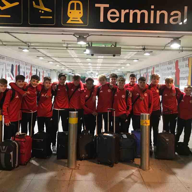 U15 EJA Italy Tournament - Day 1