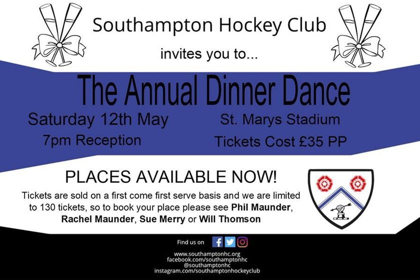 The Annual Dinner Dance