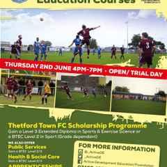 Thetford Town Scholarship Programme