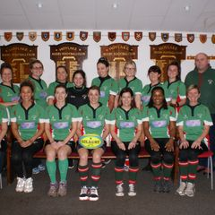 Hoylake Ladies RFC - Team Photo
