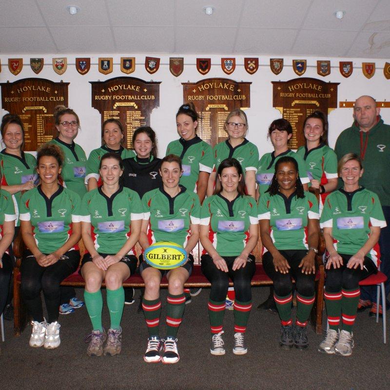 Hoylake Ladies RFC - Team Photo