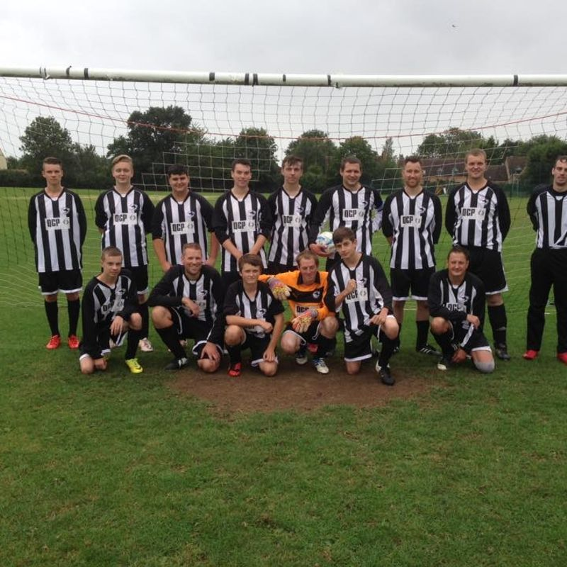 Second Team lose to Buckingham United Res 5 - 1