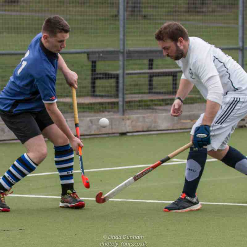 3rdXI Men v Haslmere - Cup 11th March 2017