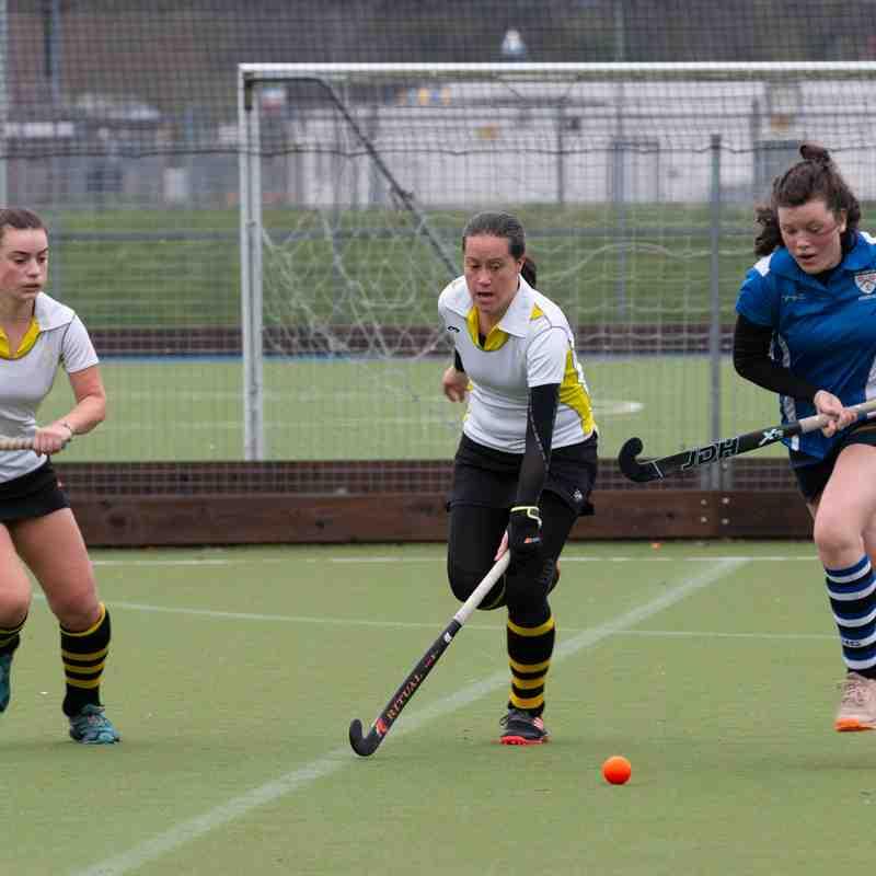 2019-01-19 4th XI Ladies v Ewshot