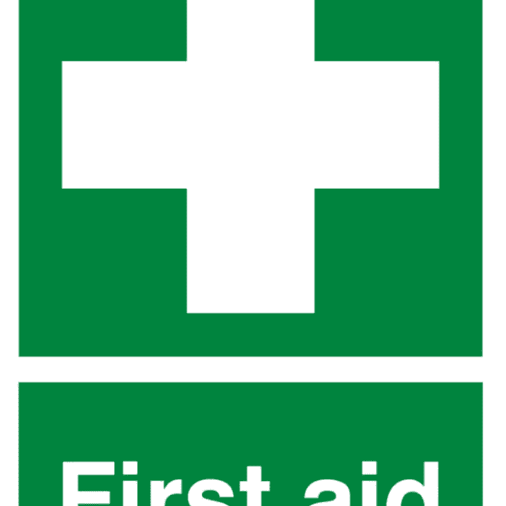 First Aid Course Coaches / Administrators - BOOK ON NOW