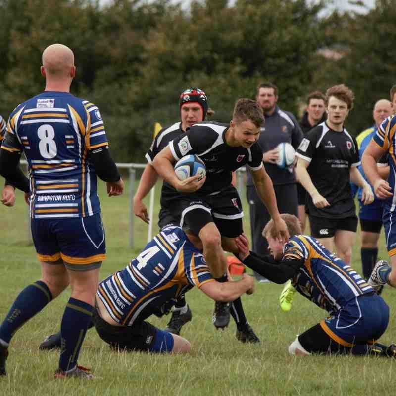 Malton & Norton 2nd XV v Dinnington