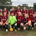 Alcester Town FC Sunday lose to STRAWBERRY FIELD UTD 1 - 4
