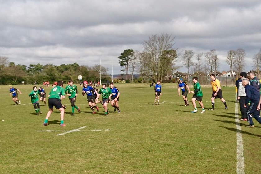 Datch U14s fall to Hertford A in County Cup Semi Final