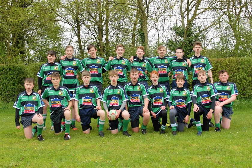 Datch U14's just lose out in their final game of the season
