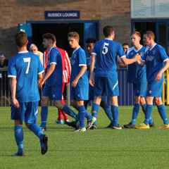 U21's Play First Ever Competitive Match