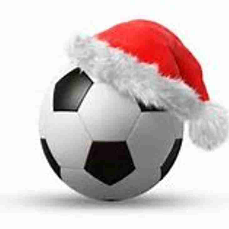 Happy Christmas From East Preston FC