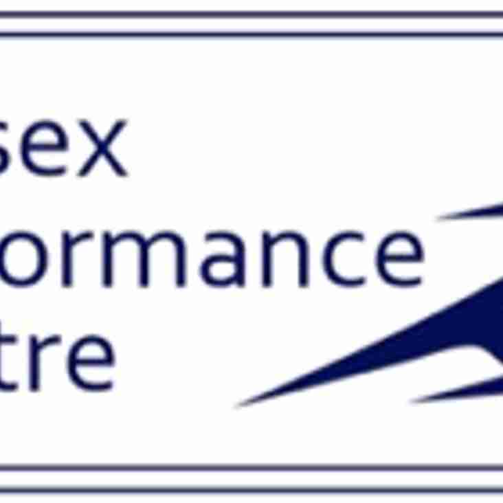Sussex Performance Centre Sponsor Club