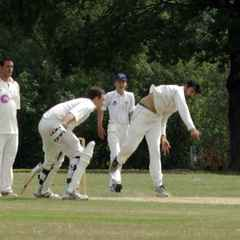 Cricket Match Report