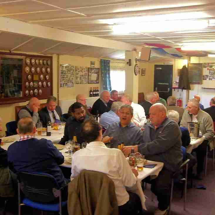 VIP Lunch at Norbury