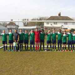COXA Vets GAME SWITCHED Sat 16th April!