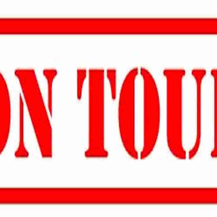 Cricket Tour - Sept 2017