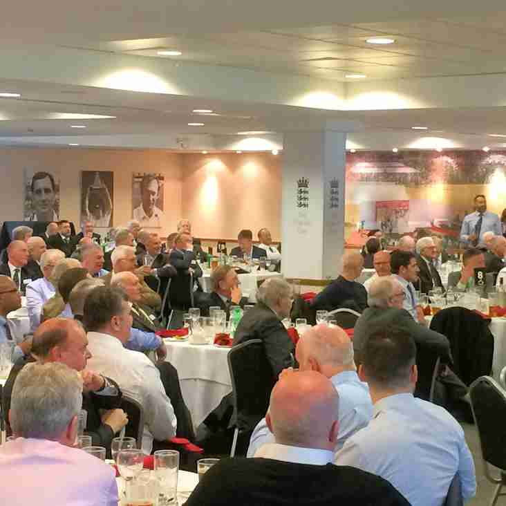 Pictures of the Chairmans Lunch 2018