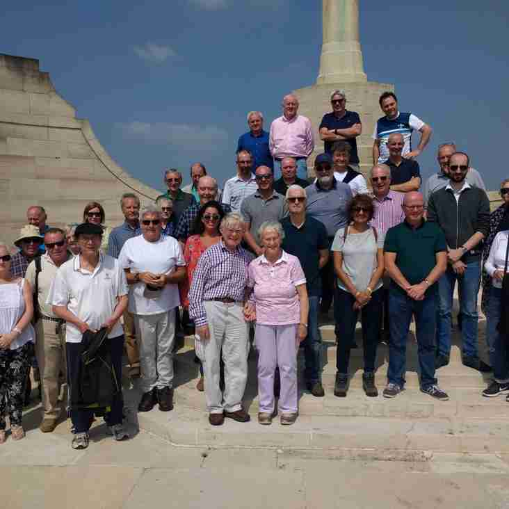 COXA Pilgrims 'The Somme' June 2018