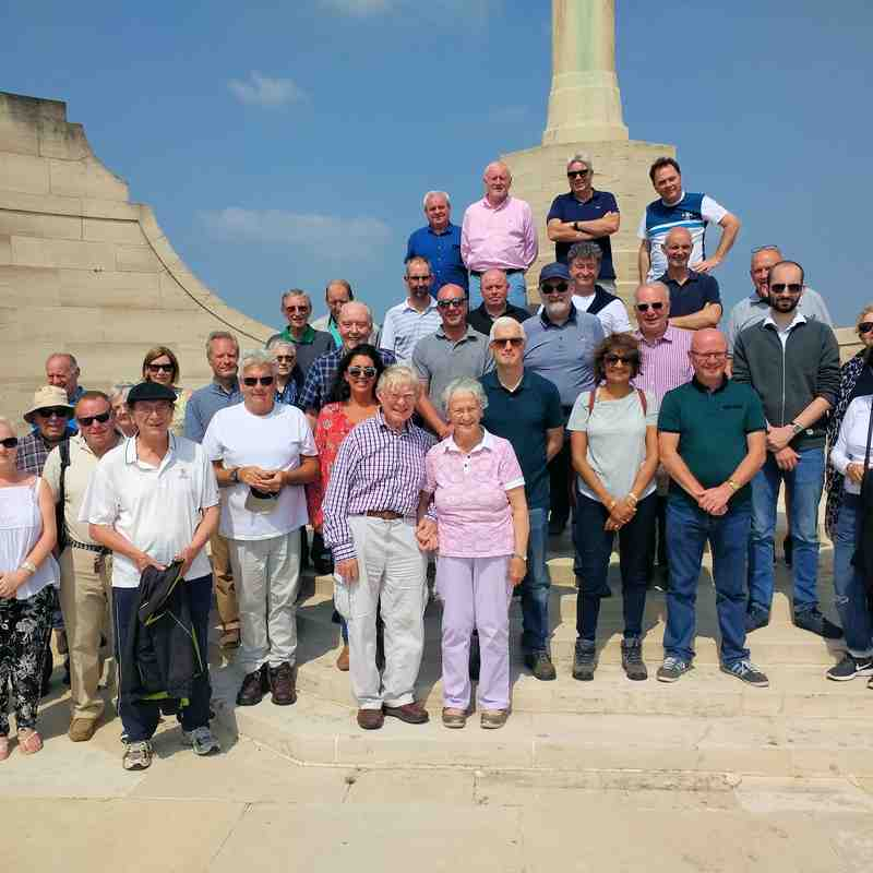 The Somme 2018