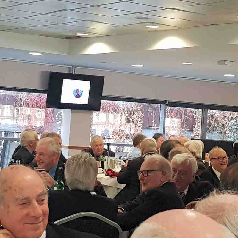 Chairmans Lunch 2019