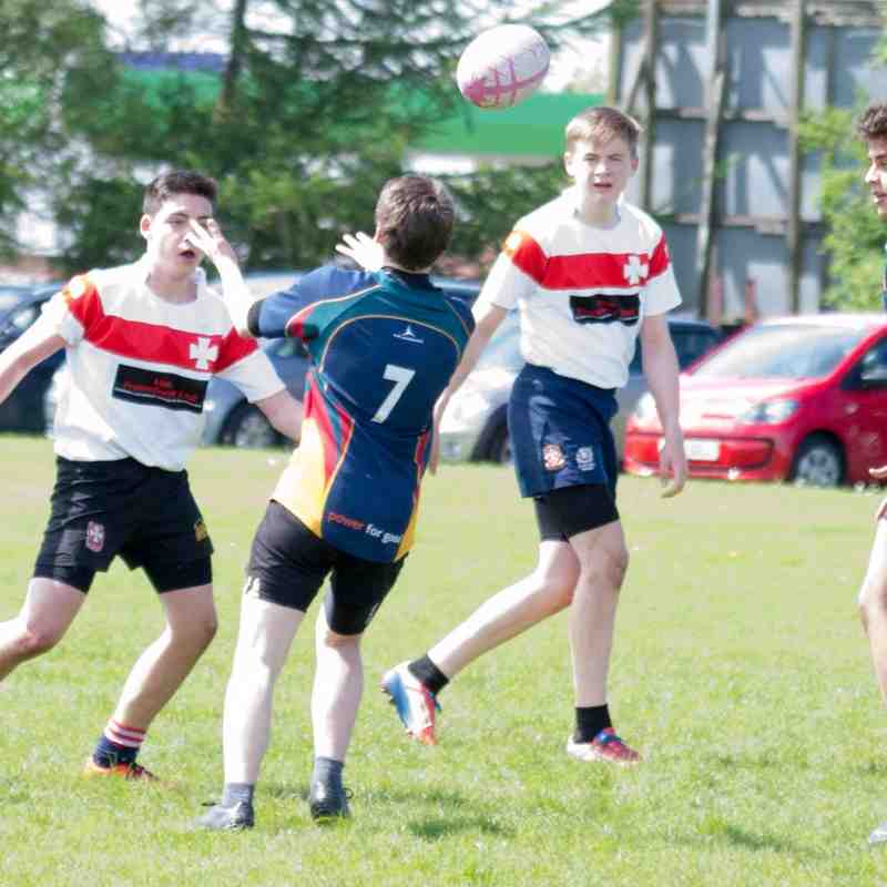 Kilmarnock U16 v Hillhead/Jordanhill U16 21/05/16