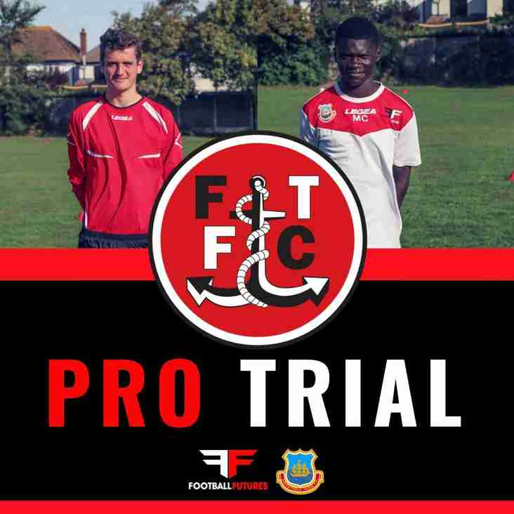 FLEETWOOD TOWN TRIAL