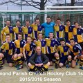 Mens 1st Team lose to Durham City 1sts 2 - 1