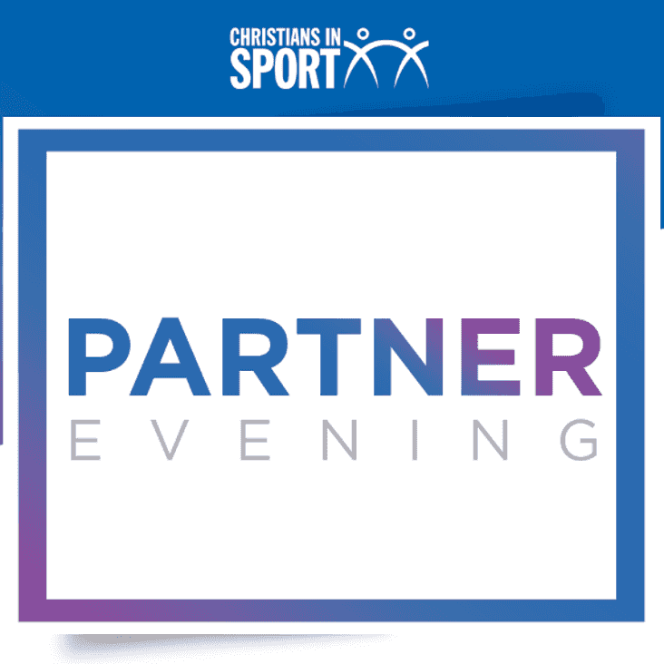 Christians in Sport Partner Evening