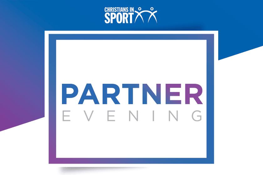 Christians in Sport Partner Evening