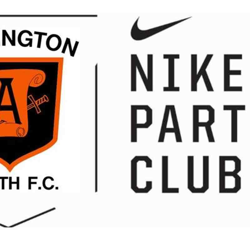 NIke Partnership Club
