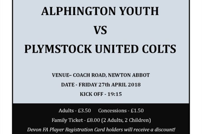 Congratulations Alphington Under 13