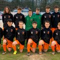 Alphington Youth U15 vs. Sidmouth Town Junior Vikings U15 Warriors