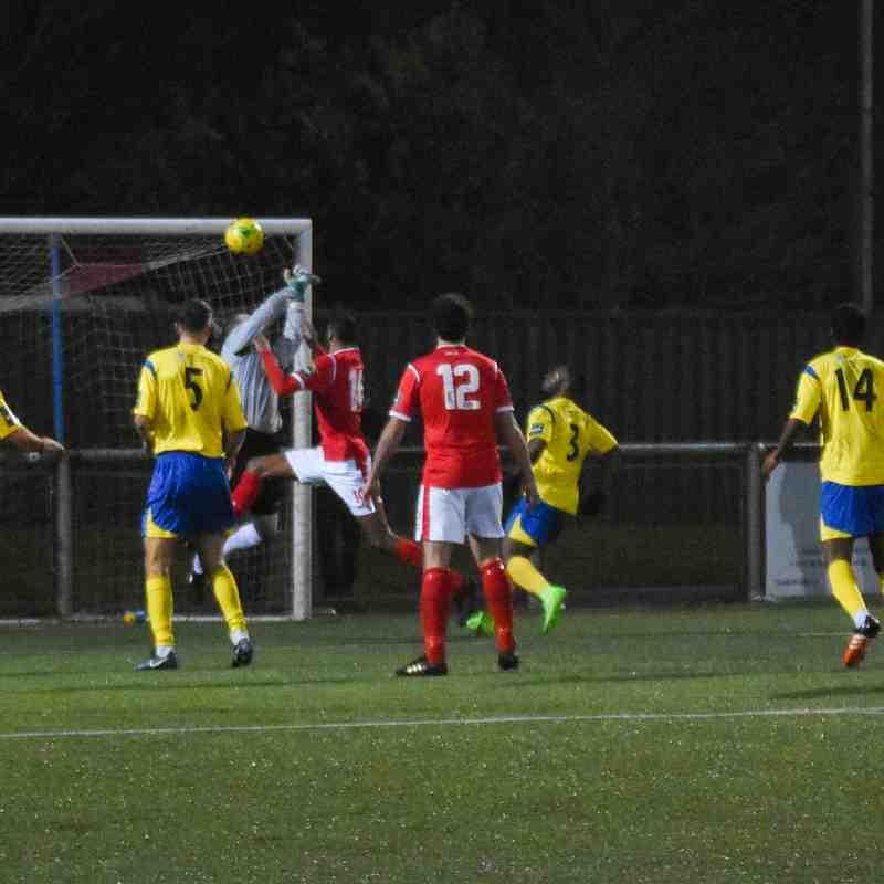 Harlow 0-1 Kingstonian
