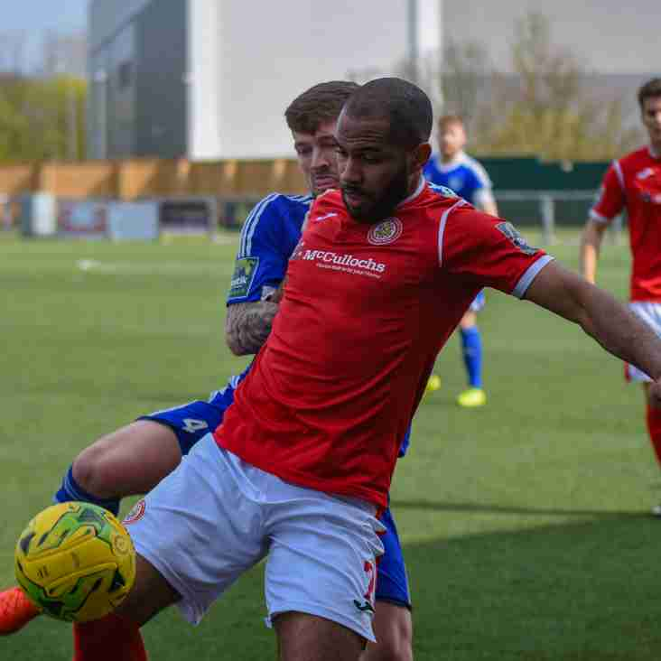 Player of the Season Small departs