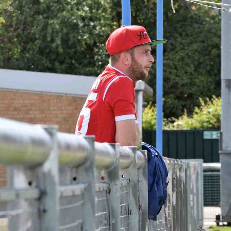 4th August Harlow Town 1-1 Hertford Town Pre-season Friendly