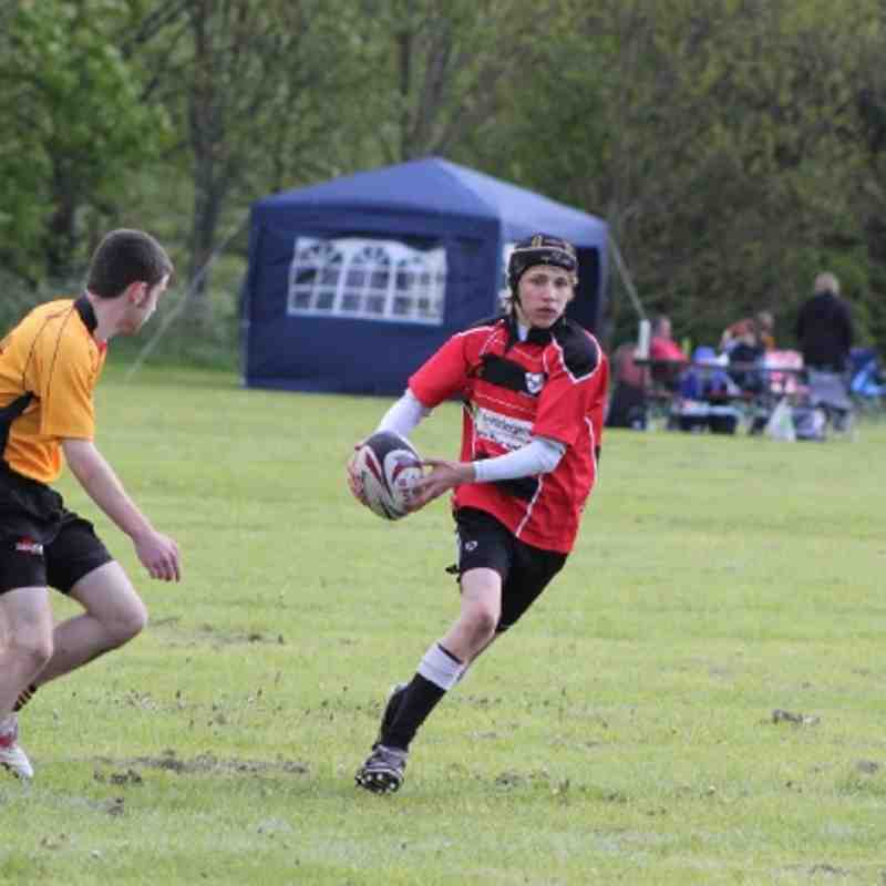 U13 Keysham 7s May 2012 Part 1