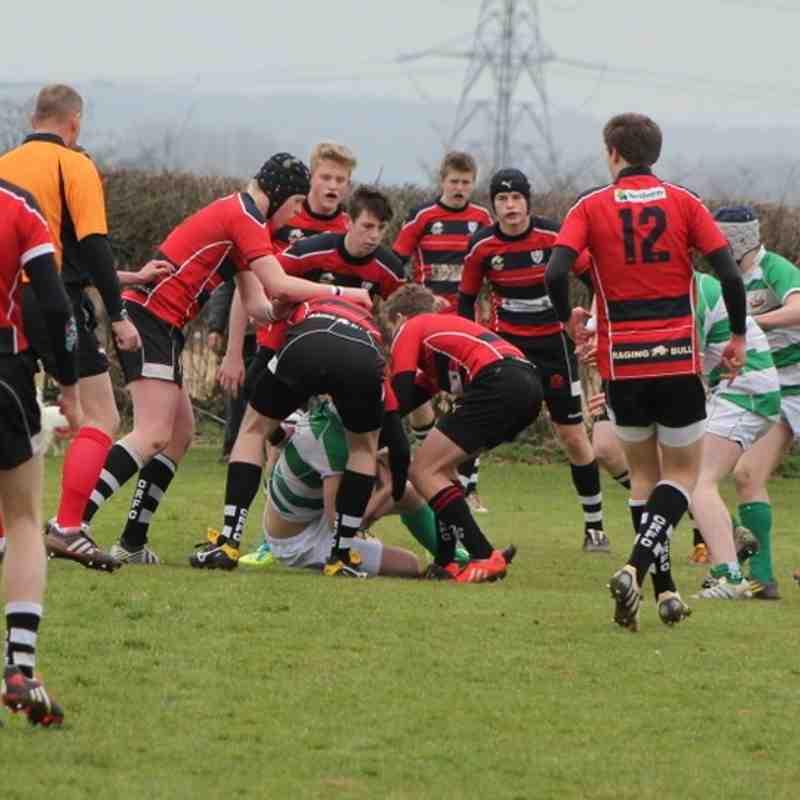 U16 v Salisbury 15 Mar 2015